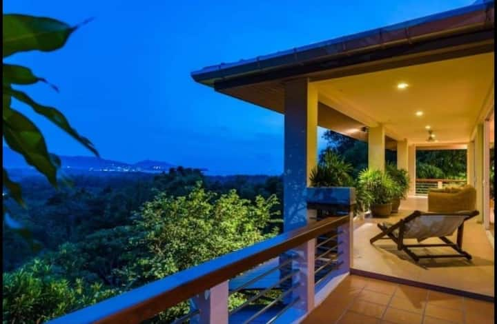 Seaview Baan Suan 4 bedrooms