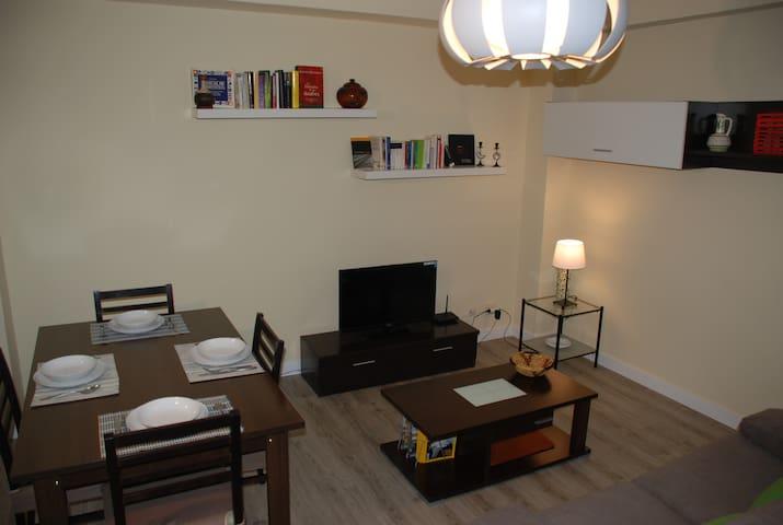 Piso céntrico y tranquilo en zona de Atocha - Madrid - Haus