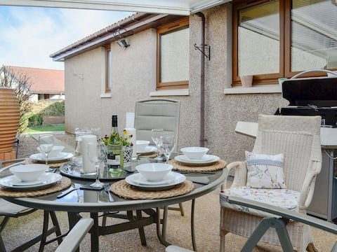 Relaxed Home for Exploring North East Scotland
