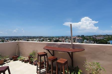 Private Rooftop Studio w/ Incredible View of Dar