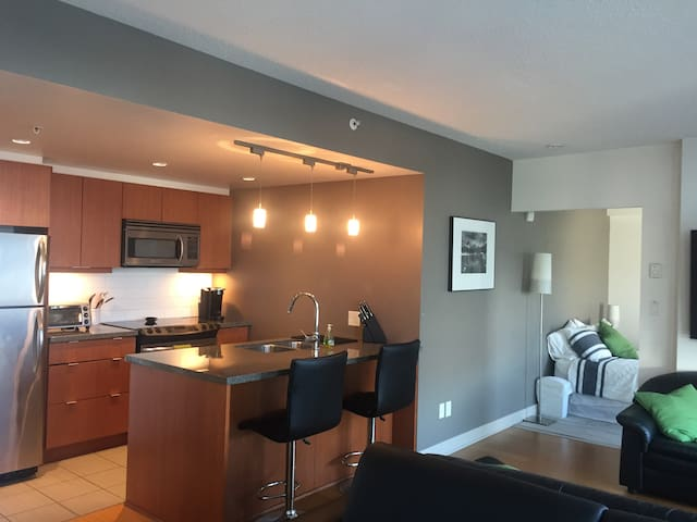 Downtown 2 Br Condo With Huge Deck Appartements En R Sidence Louer Victoria Colombie