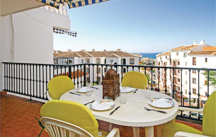 Holiday apartment with 2 bedrooms on 55m² in Riviera del Sol