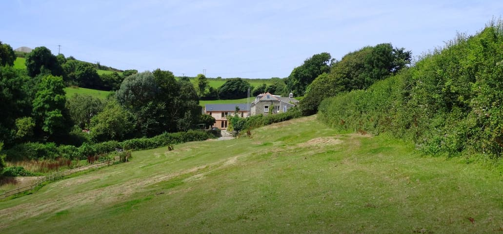 The Recording Studio in Batson, Salcombe - Salcombe - บ้าน