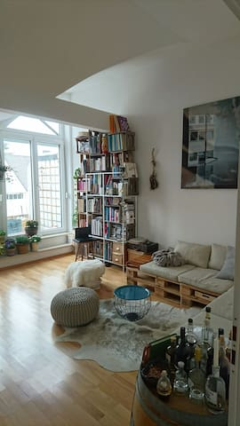 Nice quiet room in Munich - Monachium - Apartament