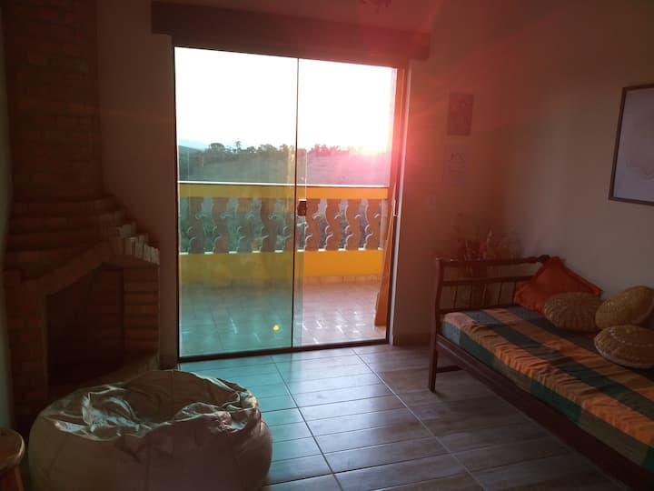 """Casa do """"Sol Poente"""""""