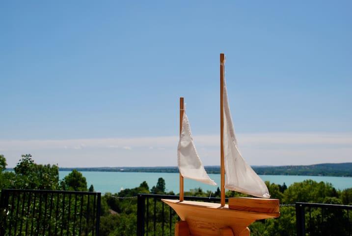 Villa Panorama Tihany