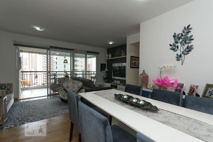 Apartamento inteiro Vila Mascote prox Congonhas
