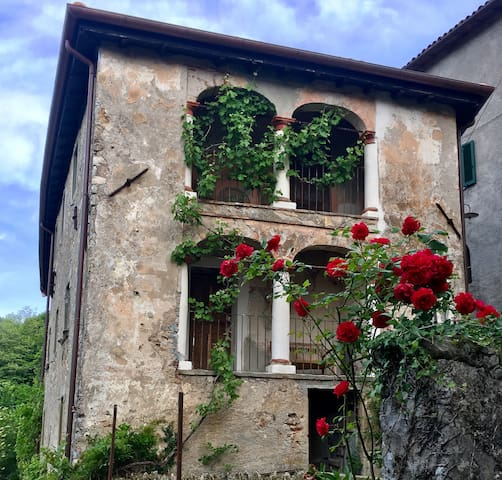 Lucca and surroundings: evocative ancient house