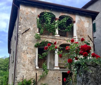 Tuscan ancient country house