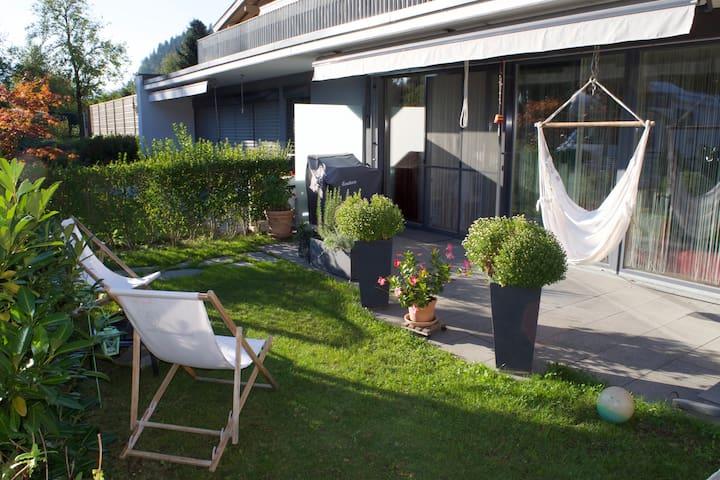 Familienfreundliche Wohnung im Kaisergebirge