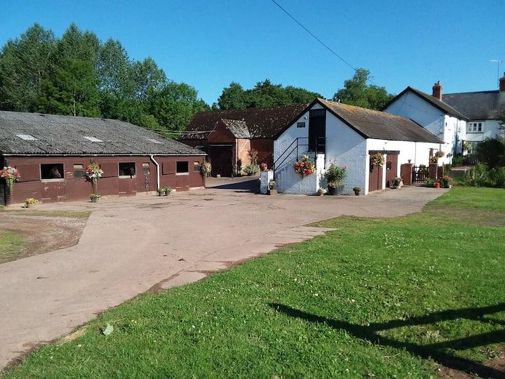 Cottage at Grove Court Stud Farm