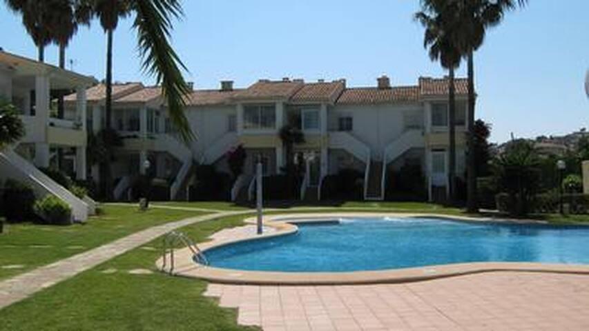 Holiday rentals Denia Costa Blanca, close to the beach