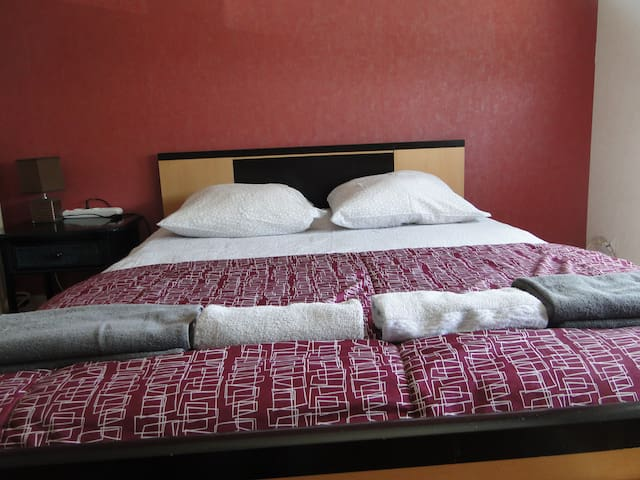 chambre 2  de 3 voyageurs maxi
