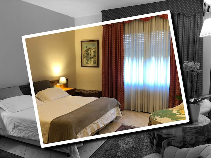 B&B CasaBoscolo, rooms as in hotel