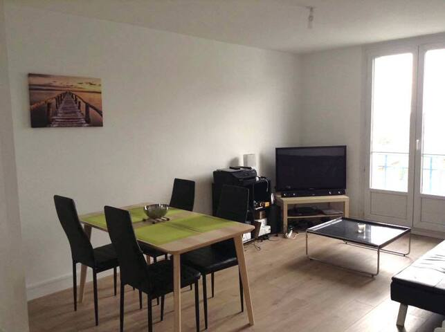 Appartement à 5 min du centre ville proche parking - Quimper - Apartment