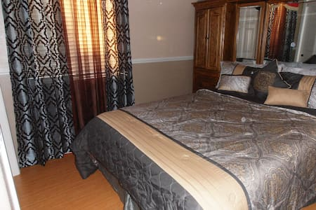 Comfortable, quiet room - Salinas - Hus