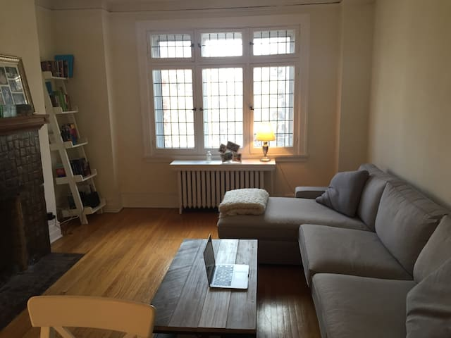 Lovely 2 bedroom apartment in MTL - Westmount