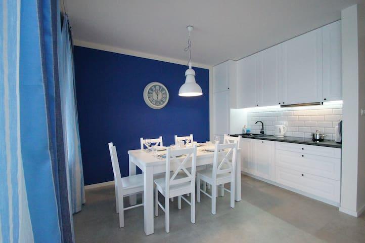 Apartament Bałtycki - Gdańsk - Apartment
