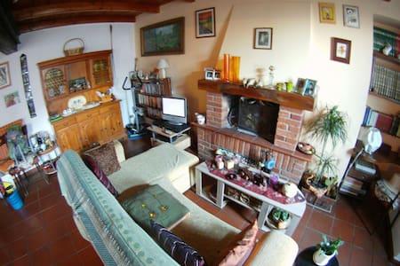 Accogliente e colorata casa - Castelnuovo Bormida - 단독주택