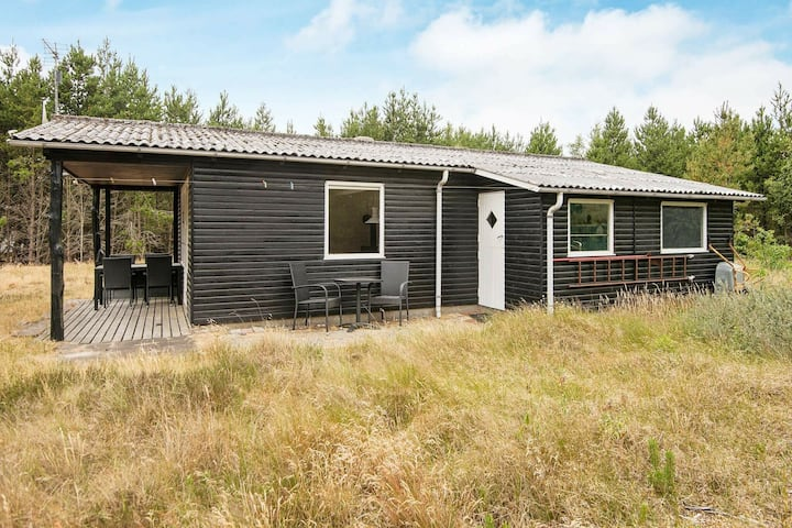 Comfortable Holiday Home in Rømø with Terrace