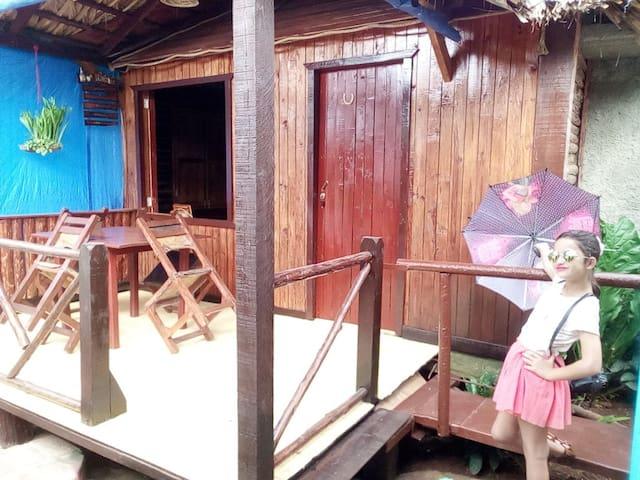 Cabaña Cecilia Habitacion 1