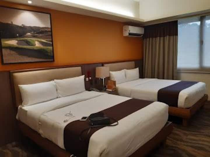 Splindedo Hotel   Doublebed Room -2adults/2kids