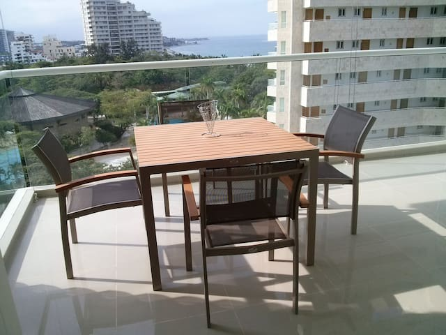 Modern apartment in Bello Horizonte - Santa Marta - Byt