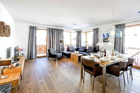 Magnifique appartement avec sauna privé à Gerlos