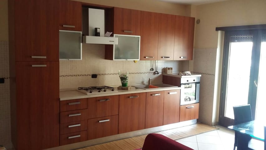Appartamento Piedimonte San Germano - Piedimonte San Germano - Apartmen