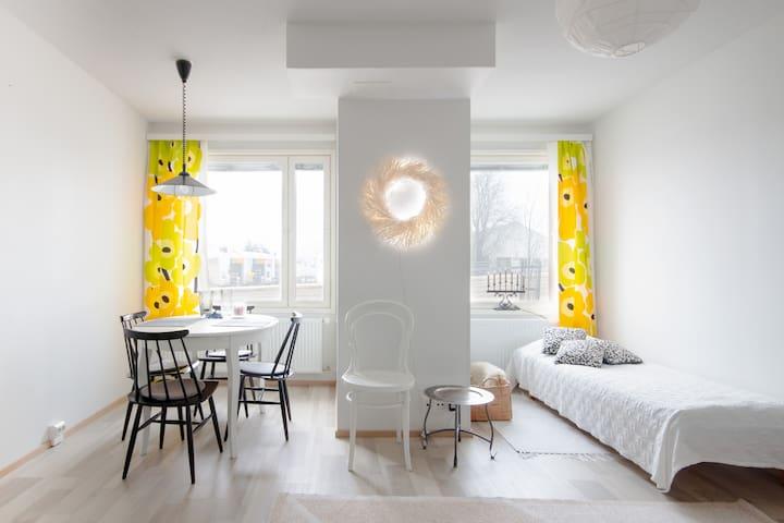 Beautiful city center apartment