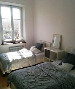 Chambre avec sdb pour 2 personnes - Carcassonne - Wohnung