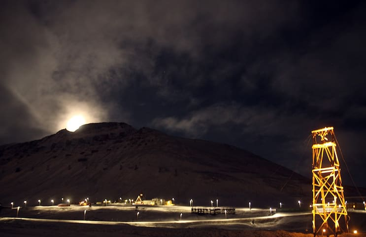 COAL APARTMENT - GREAT VIEW! - Longyearbyen - Apartament