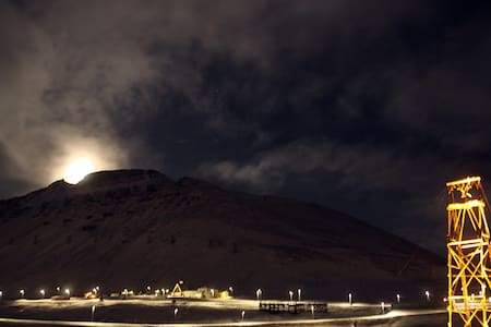 COAL APARTMENT - GREAT VIEW! - Longyearbyen