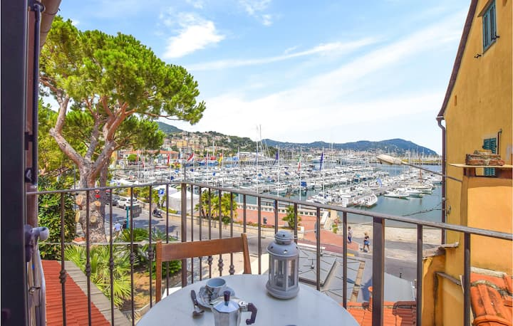 Awesome apartment in Imperia with 2 Bedrooms