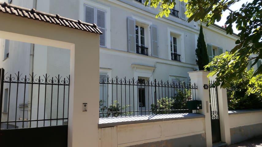 appartement quartier château a Fontainebleau