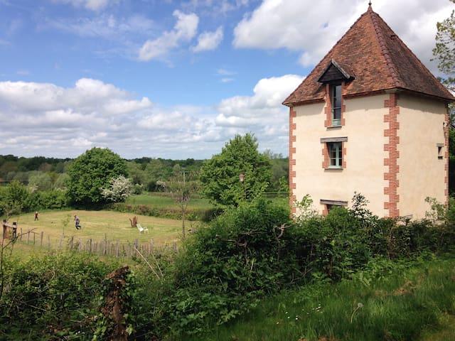 Maison avec vue: La Tour