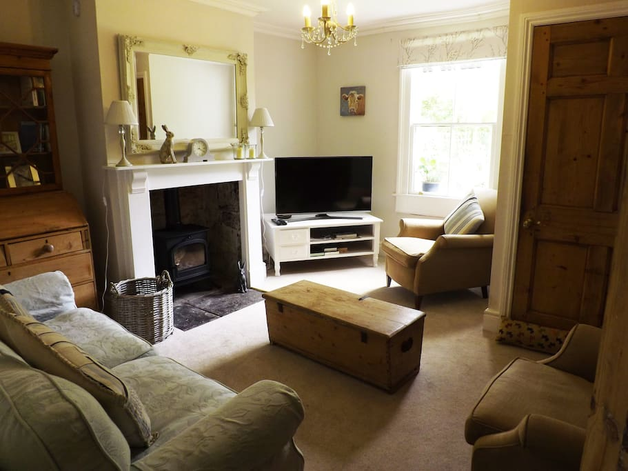 TV, Freeview, BT Sport, Fireplace