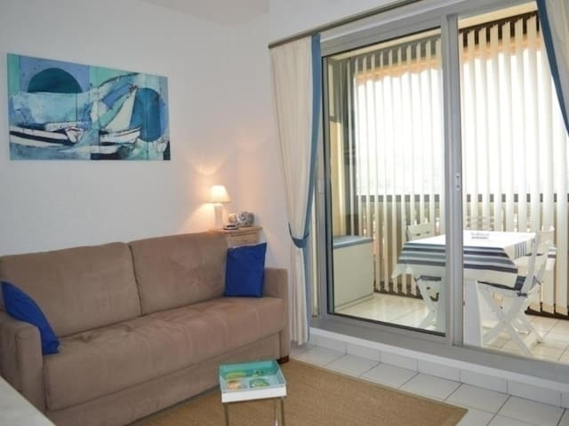 Appt Studio 2 couchages CAPBRETON