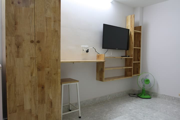 Well-furnished room with Loft @Thien Vu Hotel - Ho-Chi-Minh-Stadt