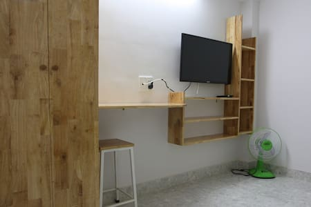 Well-furnished room with Loft @Thien Vu Hotel - Ho Chi Minh City - Apartemen berlayanan
