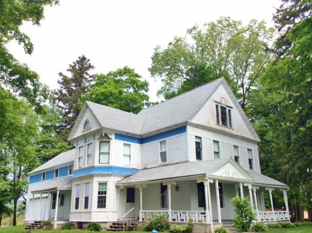 Near Cooperstown, NY Whole House Rental - West Winfield - Casa