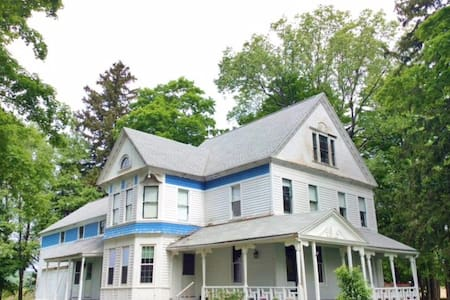 Near Cooperstown, NY Whole House Rental - West Winfield - Rumah