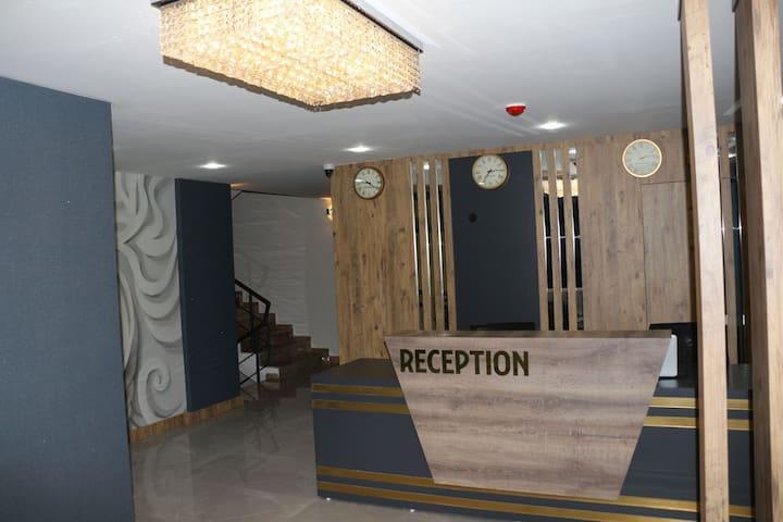 TEKER SUİT RESİDENCE EV HOTEL