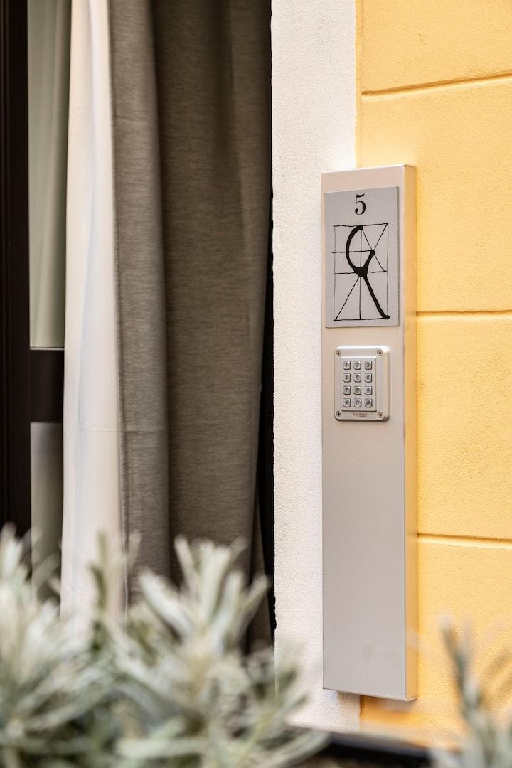 Design Apartments con parcheggio privato 5