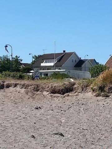 Sommerhuset Tjøme Hvasser. - Tjøme