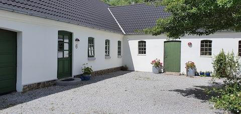 Acogedor apartamento de Gudenåen cerca de Grundfos