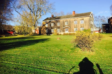Beautiful Farm Estate (1 hour from Airport/Oslo) - Hamar - Villa