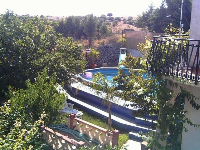 villa con piscina - Avola - Dom