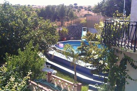 villa con piscina - Avola - Haus