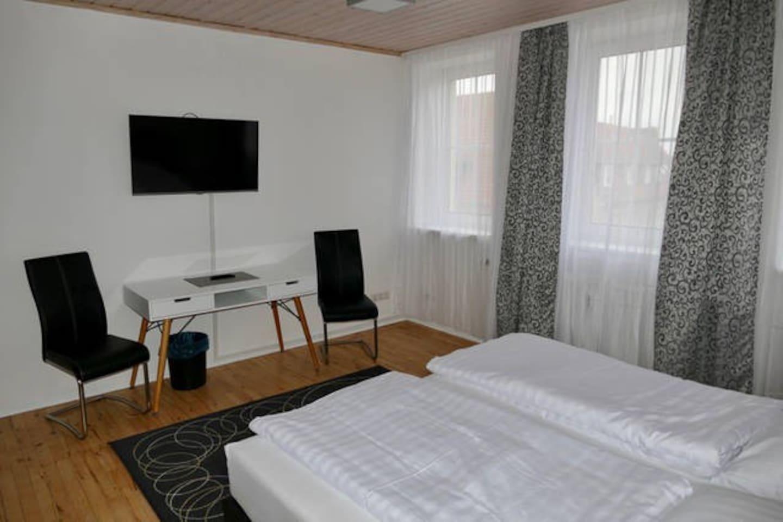 Ein von 8 Doppelzimmer